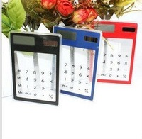 Калькулятор mini calculator, solar calculator, new exotic products, Christmas gifts