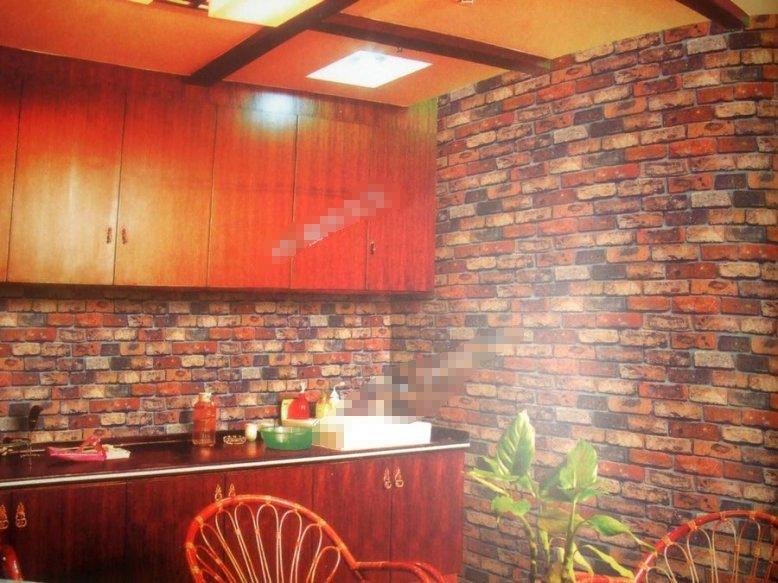 farley grandberry mauer ziegelstein tapete. Black Bedroom Furniture Sets. Home Design Ideas