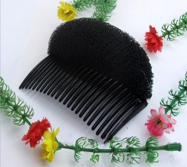 гребень с валиком для волос прически видео