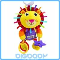 New Lamaze Lion Rattle Developmental Lovely Baby Toy FREE SHIPPING