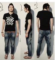 Мужская футболка o t D02