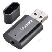 Потребительская электроника USB Bluetooth Music Audio Stereo Receiver For Car AUX IN Home Speaker Headphone
