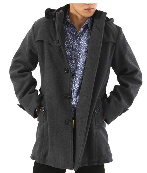 Мужские зимние пальто больших размеров