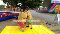 надувные отвоевать костюм сумо