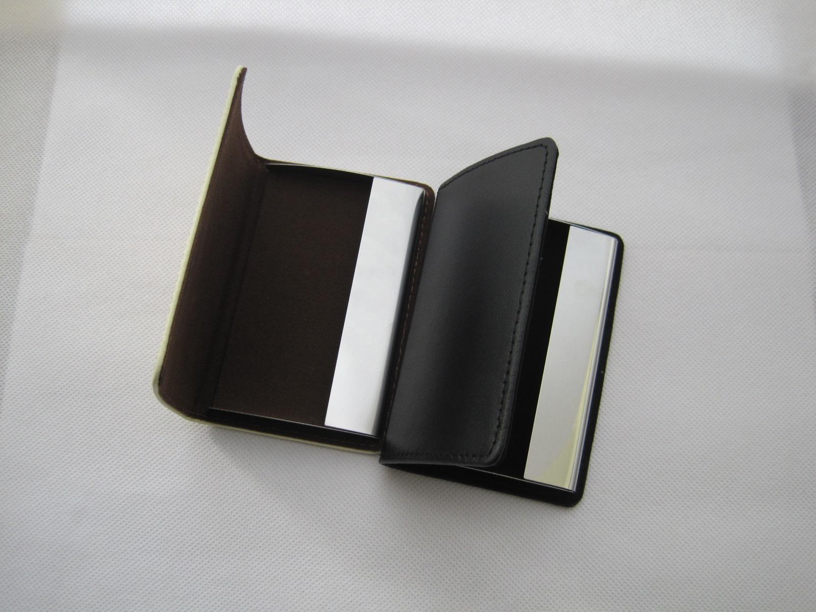 Spinning Business Card Holder