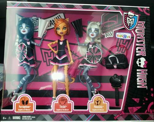 Коробка для кукол монстер хай