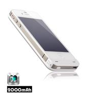 Чехол для для мобильных телефонов New design battery case for iphone 4 4S with best price fast shipping by DHL