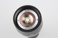 ZOOM 1600LMS Super-bright 5-Mode Adjustable Focus CREE XML XM-L T6 LED 18650 AAA Flashlight Torch UltraFire