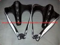 Товары для спорта 2PCS/LOT Elite PATAO CARBON Bottle Cage 23g 74mm