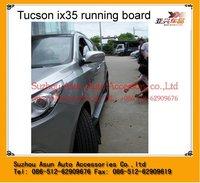 Авто и Мото аксессуары Tucson ix 35 running board new type 2010 auto part
