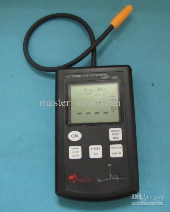 Automobile Motor Igniting Signal Tool MST-1000,Spark Kvolt Calibration(For COP Mode Only)