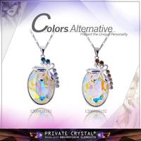 Ювелирная подвеска Fashion necklace made with swarovski elements