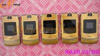 Мобильный телефон Romars&V3i &DG Version Original Cell Phones Classic Unlocked phones Polish language Russian Keyboard DHL Mail