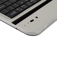 Клавиатура для мобильных телефонов Aluminium Wireless Bluetooth Keyboard case for Samsung Galaxy note 8.0 N5100 N5110