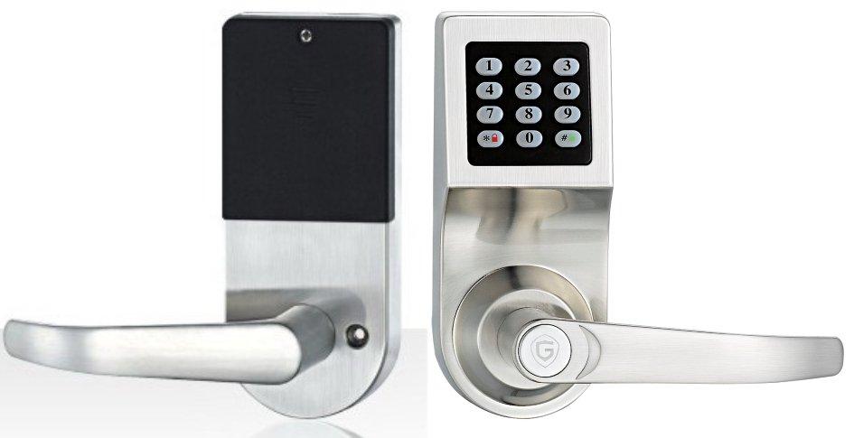 buy high security door lock electronic password code door lock lt 500pw with. Black Bedroom Furniture Sets. Home Design Ideas
