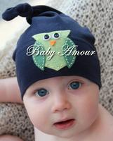 Головной убор для девочек 10 pcs / lot 12 Styles Mixed High Quality Baby Cotton Hat with a Beautiful Flower Baby Flower Hat Cap