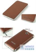 кожаный чехол Крышка флип кожаный чехол для samsung galaxy i9220 note n7000, с розничной упаковке