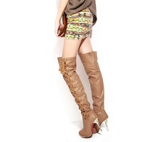 Женские ботинки large size 34-43 Hot 2013 sexy ladies knight fashion over knee high boots for women and women's autumn winter shoes #Y10198F