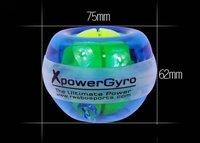 Мощность мяч гироскопа привело наручные усилитель мяч + скорость метр спин мяч