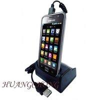 Зарядное устройство для мобильных телефонов Desktop USB Cradle Dock Charger For samsung I9000