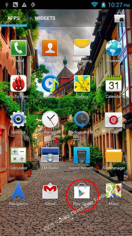 Операционная Система Андроид 2.1