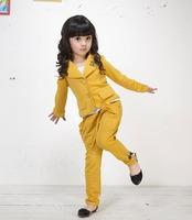 Новая Детская одежда, дети одежда детей одежда, наборы костюмы, Женская одежда, костюм baby, девушка emboitement костюм