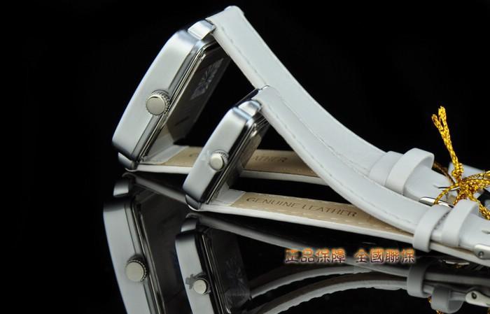 Мужские женские наручные часы кварцевых часов лучший мода платье браслет кожа часы любители квадратных пара валентина подарок JA-558