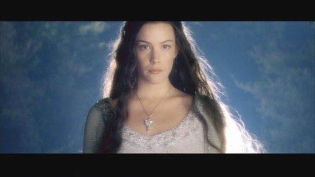 Arwen Evenstar Crown The Arwen Evenstar Pendant