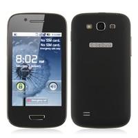 Дешевые feiteng мини n9300 android 4.0 телефон spreadtrum sc6820 3,5-дюймовый экран wifi двойной sim двойной камеры 3mp черный белый