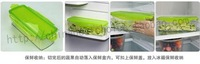 Измельчители и Слайсеры New NICER DICER PLUS12 pieces chopping salad machine multifunctional vegetable slicer chopping device