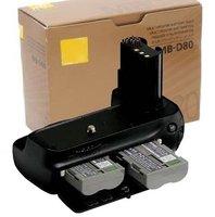 Специальный магазин MB/D80 Nikon D90 D80 en/el3e