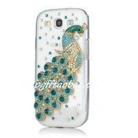 Чехол для для мобильных телефонов Bling 3D Samsung Galaxy I9300 S3 iii, 3D for Samsung Galaxy S3 III I9300