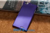 Чехол для для мобильных телефонов For Lenovo K900 Case, New Matte Hard Case, Rubber Hard Luxury Mobile Phone Bag, Back Cover Case For Lenovo K900, 1pcs/lot