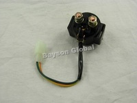 Free Shipping Scooter Starter Solenoid Relay GY6 50cc 150cc Chinese ATV 4-stroke Starter Relay Solenoid  Baja, JMstar @62427