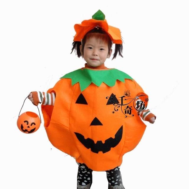 Костюм на хэллоуин для детей своими руками - Хобби и увлечения