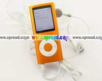 MP3-плеер by China Post 4th Mp3 music player 16G mp4 player 16G 4th Generation FM ebook gift mp3 player