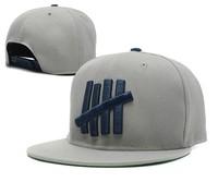 Женская бейсболка New 3Color Undefeated Snapbacks Caps, Men Women Hip hop Fashion Design Brand Baseball Hats