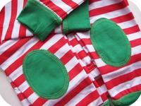 Комплект одежды для девочек Hot selling 2014 new Boys Girls Clothing Set Children Pajamas long Sleeve Pyjamas Christmas Deer sleepwear