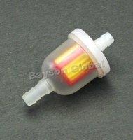 Топливный фильтр для мотоцикла Universal Fuel Filter with Paper Filter scooter parts @50001