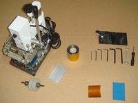Оборудование для изготовления пластиковых изделий Hot foil stamping machine tipper for PVC card, Item stock in USA. Ready to ship