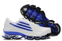 Мужские кроссовки Titan Bounce Leather White Royal Mens Shoes