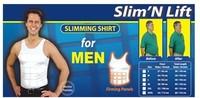 Мужская футболка Slim N Lift