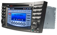 Автомобильный DVD плеер OEM 7 GPS IPOD RDS BT TV Mercedes Benz W211 VCS831