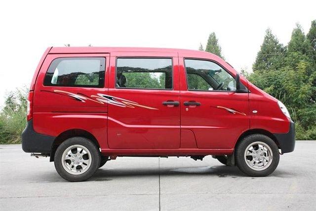 2014 New 8 Seats Luxury Mini Van/ Euro IV Standard Engine Office Van/ Cheap Commercial Van
