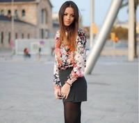 Женские блузки и Рубашки HANRAIN Blusas Femininas YY-0132