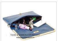 "2012 new ""H "" words button Clutch bag Retro style Evening bag sholuder bag Model No. SQ001"