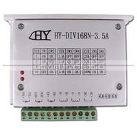 CNC маршрутизатора комплект 4 оси, hy-div168n-3.5A Драйвер шагового двигателя + интерфейсная плата, заменить 2 m 542 #cn408