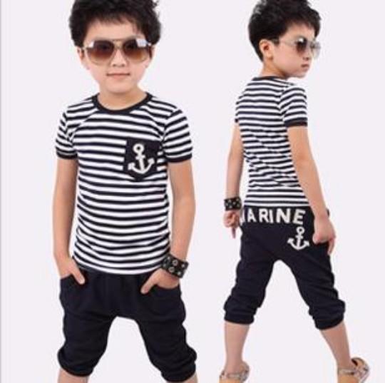 Aliexpress.com: Comprar 2013 nueva moda 2 unids set niños que ...