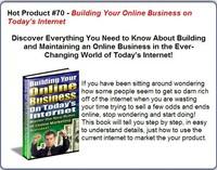Программное обеспечение для ПК Building Your Online Business on Today Internet