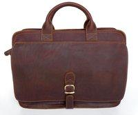 Портфель 6020 100% Real Crazy Horse Leather Men's Briefcases Handbag Bag Laptop bag 2012 Hot Selling